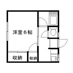 青梅駅 2.8万円
