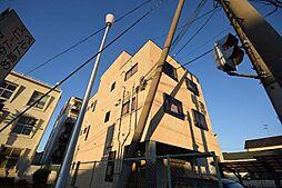 大阪府柏原市古町2丁目の賃貸アパートの外観