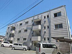 橋本マンション[3階]の外観