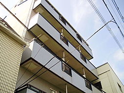 大阪府大阪市生野区勝山南1丁目の賃貸マンションの外観