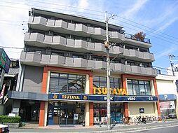 京都府京都市伏見区深草西浦町5丁目の賃貸マンションの外観