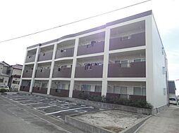 愛知県海部郡大治町大字八ツ屋字堤添の賃貸マンションの外観