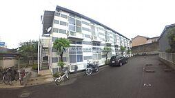 大阪府大東市中垣内1丁目の賃貸アパートの外観