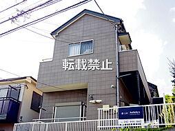 サテライトA・T[1階]の外観