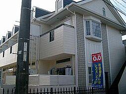 高知県高知市中久万の賃貸アパートの外観