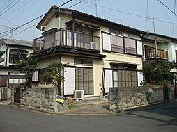 [一戸建] 東京都小平市大沼町2丁目 の賃貸【/】の外観