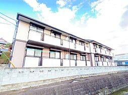 埼玉県和光市下新倉3丁目の賃貸アパートの外観