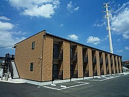 福岡県北九州市小倉南区高野3丁目の賃貸アパートの外観