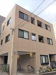 東京都江戸川区松江3丁目の賃貸マンションの外観