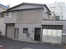第2栗本荘[2階]の外観