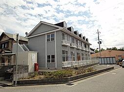 兵庫県神戸市西区玉津町二ツ屋の賃貸アパートの外観