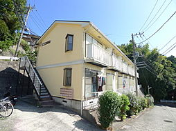 稲荷山ハイツ[2−F号室]の外観