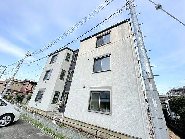 神奈川県厚木市水引1丁目の賃貸アパート