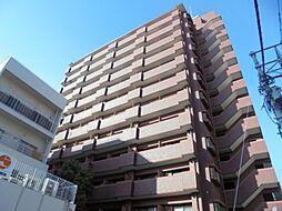 ライオンズマンション県庁前[5階]の外観