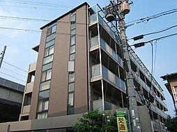 京都府京都市右京区花園中御門町の賃貸マンションの外観