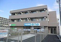 東京都小金井市梶野町5丁目の賃貸マンションの外観