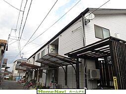 大阪府藤井寺市小山2丁目の賃貸アパートの外観
