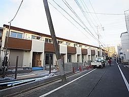 リバティ竹ノ塚[1階]の外観