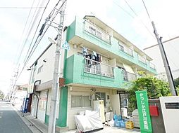 石川コーポ[3階]の外観