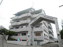 京都府向日市寺戸町乾垣内の賃貸マンションの外観