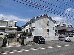 福岡県北九州市若松区高須東3丁目の賃貸アパートの外観