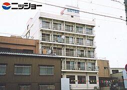 ベース浜田[5階]の外観