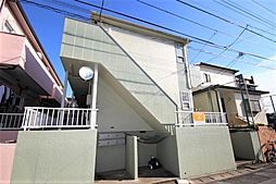 千葉県千葉市花見川区幕張本郷5丁目の賃貸アパートの外観