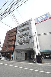 広島県広島市東区光町2丁目の賃貸マンションの外観