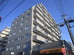 マートルコート鶴ヶ島[10階]の外観