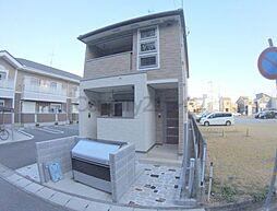 兵庫県伊丹市鋳物師4丁目の賃貸アパートの外観