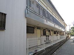 サンハイツ八幡[101号室号室]の外観