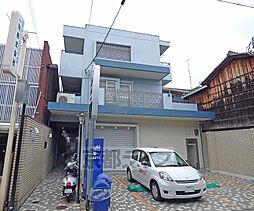京都府京都市上京区一条通六軒町東入烏丸町の賃貸マンションの外観