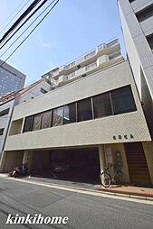 広島県広島市中区中町の賃貸マンションの外観