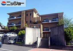 三渓ヒルズ D棟[3階]の外観