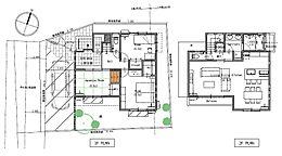 建物参考プラン(延床面積:106.81m2)