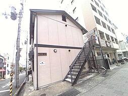 兵庫県神戸市東灘区住吉宮町3丁目の賃貸アパートの外観