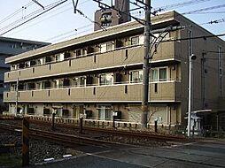 神奈川県川崎市多摩区西生田2丁目の賃貸アパートの外観