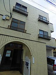 埼玉県さいたま市南区鹿手袋4の賃貸マンションの外観