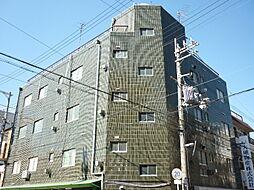 マンション大青[2階]の外観