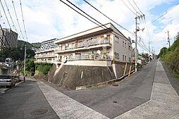 牛田コーポユニバース[104号室]の外観
