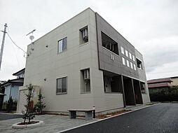 サンライズ M[2階]の外観
