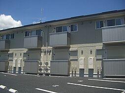 リッツハウスE-AKATSUKA[203号室]の外観