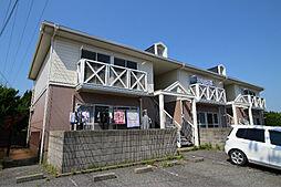 山口県下関市綾羅木本町4丁目の賃貸アパートの外観