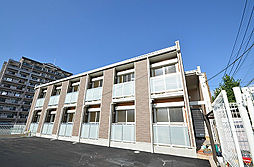 福岡県北九州市小倉北区上到津4丁目の賃貸アパートの外観