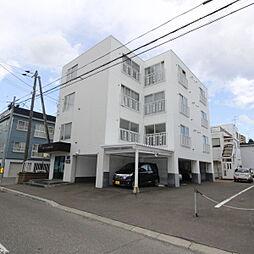 北海道札幌市厚別区厚別南2丁目の賃貸マンションの外観
