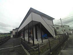 ハイツナカノ[1階]の外観
