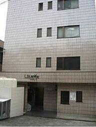 ローリエ矢来町[102号室号室]の外観