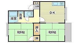 宝殿駅 4.5万円