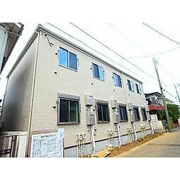 千葉県船橋市北本町2丁目の賃貸アパートの外観