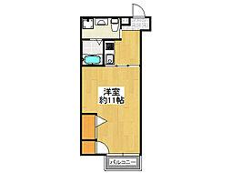 FmaisonPLAGE[2階]の間取り
